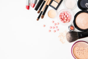 using beauty products wrong